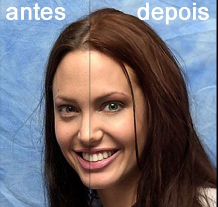 restauro de imagens no photoshop