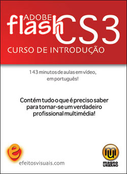 curso Adobe Flash CS3