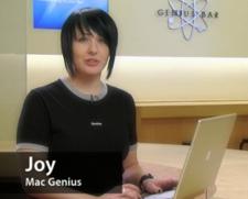 Joy - Mac Genius