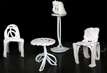 móveis feitos no ar