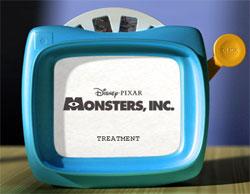 Pixar - a criação do primeiro texto