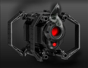 câmara 4K cinema