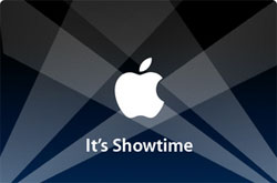 Apple It's show time