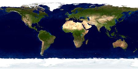 Planeta Terra - Dia