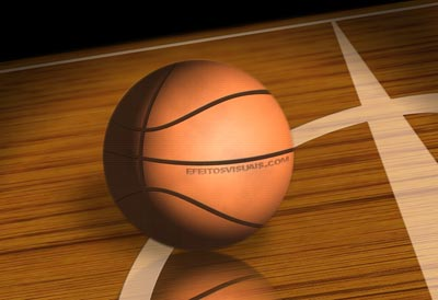curso photoshop - tutorial photoshop - como criar uma bola de basquete no Photoshop